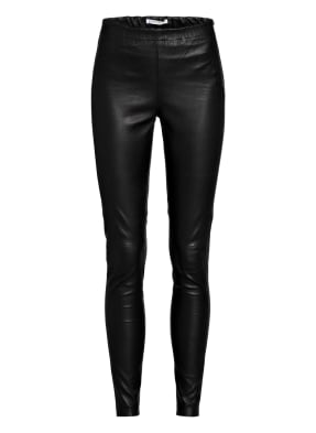 BE EDGY Lederleggings BESASI