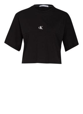 Calvin Klein Jeans Cropped-Shirt