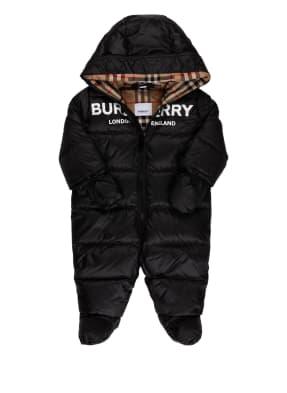 BURBERRY Daunen-Schneeanzug