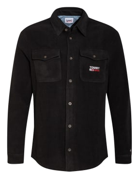 TOMMY JEANS Fleece-Overshirt
