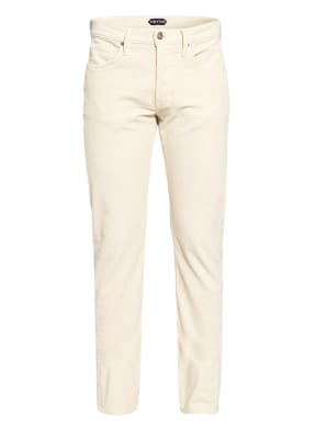 TOM FORD Cordhose Straight Fit