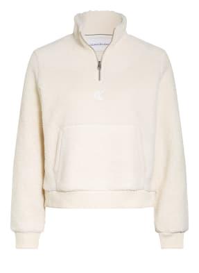 Calvin Klein Jeans Teddyfell-Pullover