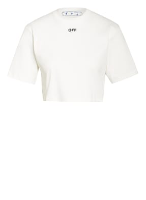 Off-White Cropped-Shirt