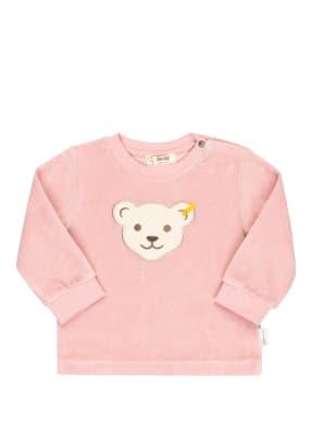 Steiff Sweatshirt in Nicki-Qualität
