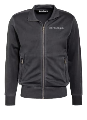 Palm Angels Sweatjacke mit Galonstreifen