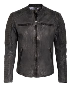 BE EDGY Lederjacke