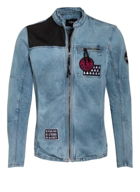 BE EDGY Overshirt mit Patches