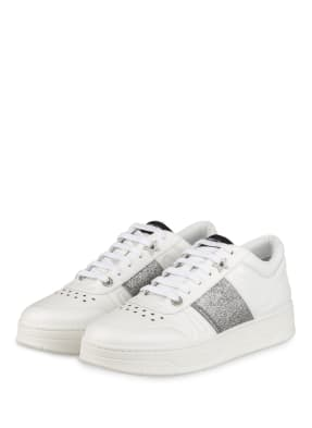JIMMY CHOO Plateau-Sneaker HAWAII F