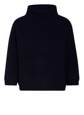 HEMISPHERE Cashmere-Pullover mit 3/4-Arm