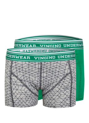 VINGINO 2er-Pack Boxershorts HEXAGOON