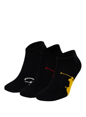 POLO RALPH LAUREN 3er-Pack Socken
