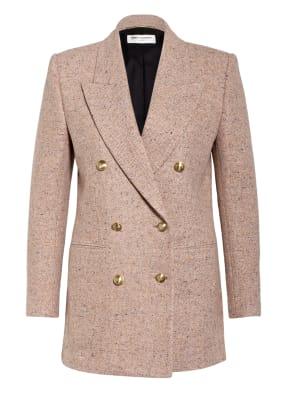 SAINT LAURENT Tweed-Blazer