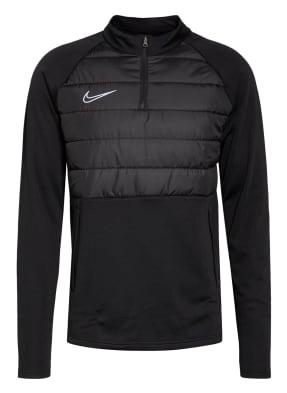 Nike Hybrid-Fleecepullover DRI-FIT ACADEMY WINTER WARRIOR mit Mesh-Einsätzen