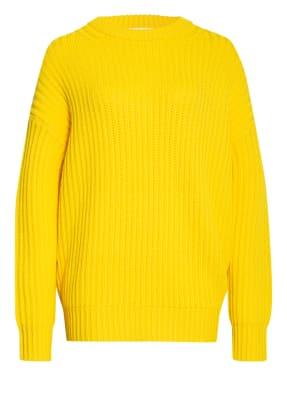 NINETY PERCENT Oversized-Pullover aus Merinowolle