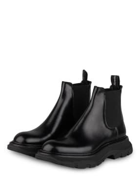 ALEXANDER McQUEEN Plateau-Boots