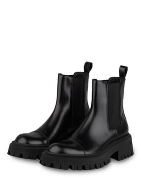 BALENCIAGA Plateau-Boots TRACTOR