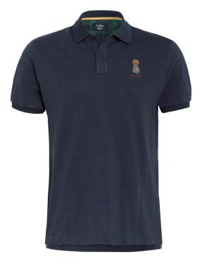 HACKETT LONDON Piqué-Poloshirt HARRY Classic Fit