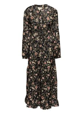FREEQUENT Kleid mit Glitzergarn