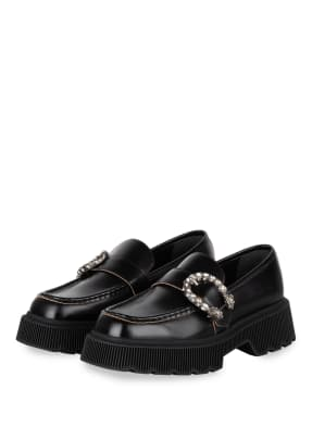 GUCCI Plateau-Loafer DIONYSUS