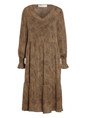 MOSS COPENHAGEN Kleid OPHELIE mit Rüschenbesatz