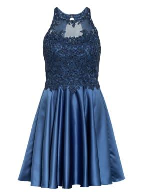 LAONA Kleid mit Spitzenbesatz