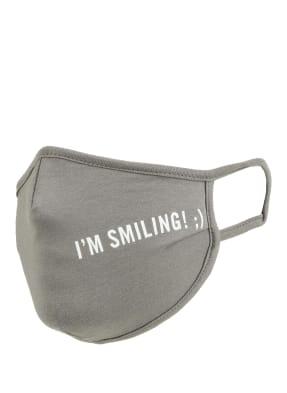 Marc O'Polo Mund- und Nasenmaske I'M SMILING