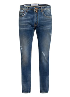 JACOB COHEN Destroyed Jeans J688 Comfort Fit