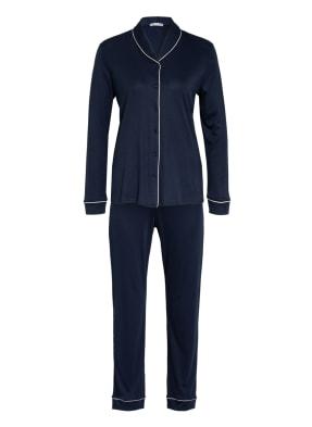 HANRO Schlafanzug NATURAL COMFORT