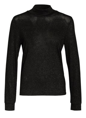 BETTY&CO Pullover mit Glitzergarn