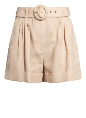ZIMMERMANN Shorts THE LOVESTRUCK mit Leinen