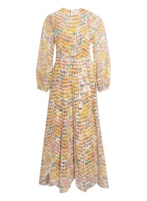 ZIMMERMANN Kleid POPPY aus Lochspitze