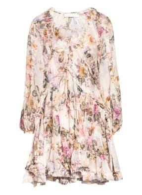 ZIMMERMANN Kleid BRIGHTON mit Rüschen