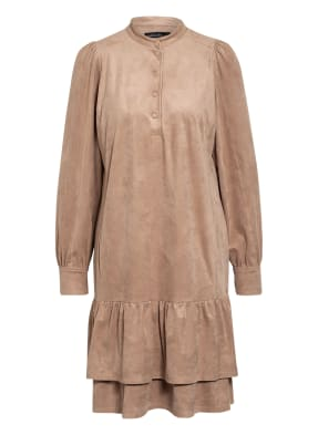 MARC CAIN Kleid in Lederoptik