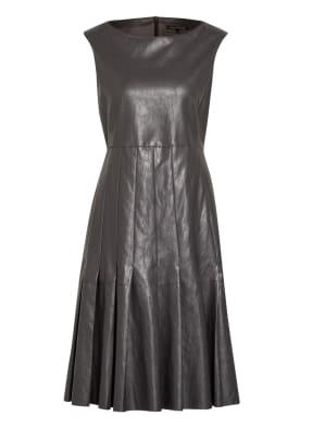LUISA CERANO Kleid in Lederoptik