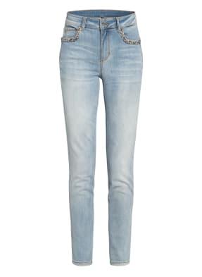 LIU JO Skinny Jeans DIVINE mit Schmucksteinbesatz
