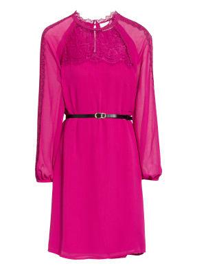 damsel in a dress Kleid mit Spitzenbesatz
