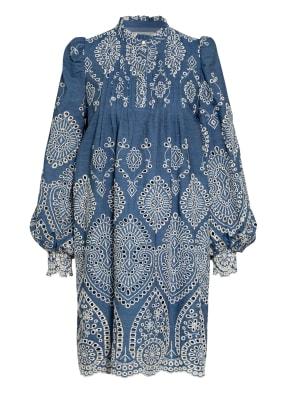 MUNTHE Kleid TEPIC aus Lochspitze