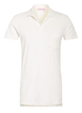ORLEBAR BROWN Frottee-Poloshirt TERRY