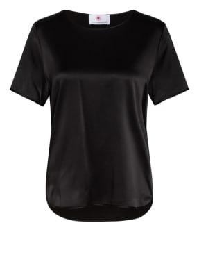 herzensangelegenheit Blusenshirt mit Seide im Materialmix
