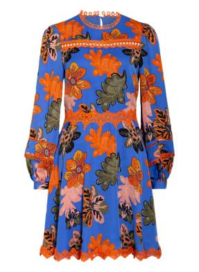 damsel in a dress Kleid BINX mit Spitzenbesatz