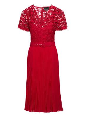 Phase Eight Kleid DANA mit Spitzenbesatz