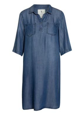 CATNOIR Jeanskleid im Materialmix