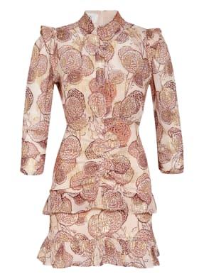ba&sh Kleid HYDRA mit Glitzergarn