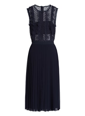REISS Kleid TENLEY mit Lochspitze