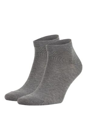 FALKE 2er-Pack Sneakersocken HAPPY