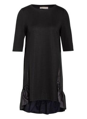 RINASCIMENTO Kleid im Materialmix mit 3/4-Arm