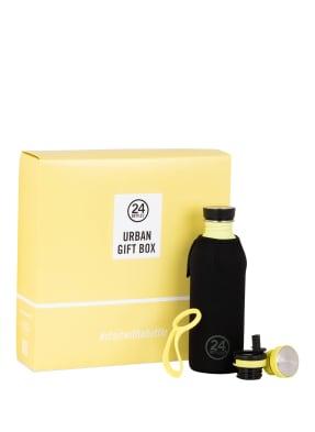 24Bottles 5-tlg. Trinkflaschen-Set URBAN