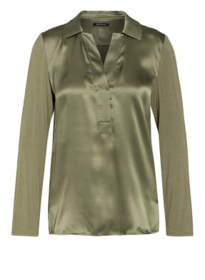 Marc O'Polo Blusenshirt im Materialmix