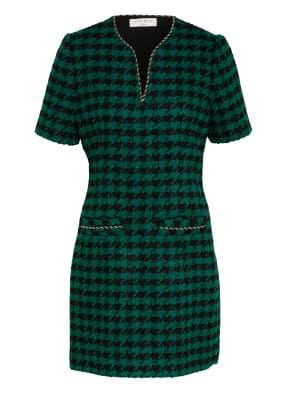 sandro Kleid mit Schmuckperlenbesatz