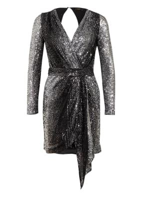 maje Kleid RILETA mit Paillettenbesatz